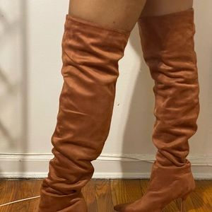 PrettyLittleThing Shoes - Pretty little thing over the knee boots